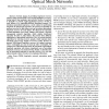 Generalized loop-back recovery in optical mesh networks