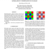Generalized YUV interpolation of CFA images