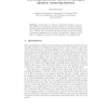 Generating Intensional Answers in Intelligent Question Answering Systems