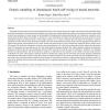 Generic modeling of chemotactic based self-wiring of neural networks
