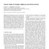 Generic origins of irregular spiking in neocortical networks