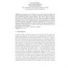 Generic Process Algebra: A Programming Challenge