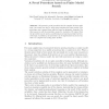 Geometric Resolution: A Proof Procedure Based on Finite Model Search