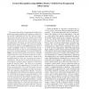Gesture Recognition using Hidden Markov Models from Fragmented Observations