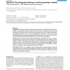 GEVALT: An integrated software tool for genotype analysis