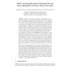 GIST: Group-Independent Spanning Tree for Data Aggregation in Dense Sensor Networks