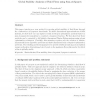 Global Stability Analysis of Fluid Flows using Sum-of-Squares