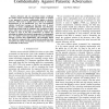 GossiCrypt: Wireless Sensor Network Data Confidentiality Against Parasitic Adversaries