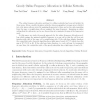 Greedy online frequency allocation in cellular networks