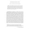 Groundwork for Weak Analysis