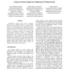 Group Awareness Support in Collaborative Writing Systems