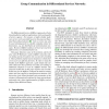 Group Communication in Differentiated Services Networks