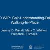 GUD WIP: Gait-Understanding-Driven Walking-In-Place
