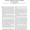 Guest editorial learning automata: theory, paradigms, and applications