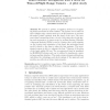 Hand Gesture Recognition with a Novel IR Time-of-Flight Range Camera-A Pilot Study