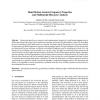 Hand Motion Gesture Frequency Properties and Multimodal Discourse Analysis