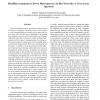 Handling Asymmetry in Power Heterogeneous Ad Hoc Networks: A Cross Layer Approach