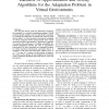 Hardness of Approximation and Greedy Algorithms for the Adaptation Problem in Virtual Environments