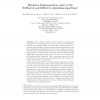 Hardware Implementation Study of the SCFQ-CA and DRR-CA Scheduling Algorithms