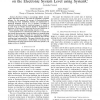 Hardware/Software Co-Visualization on the Electronic System Level Using SystemC