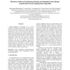 Hardware Software Partitioning Problem in Embedded System Design Using Particle Swarm Optimization Algorithm