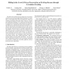 Hiding in the Crowd: Privacy Preservation on Evolving Streams through Correlation Tracking