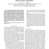 Hierarchical multidimensional search in peer-to-peer networks