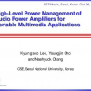 High-Level Power Management of Audio Power Amplifiers for Portable Multimedia Applications
