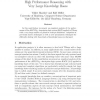 High Performance Reasoning with Very Large Knowledge Bases