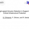 High-Speed Intrusion Detection in Support of Critical Infrastructure Protection