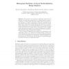 Histogram Statistics of Local Model-Relative Image Regions