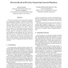 Historical Recall and Precision: Summarizing Generated Hypotheses