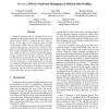 HOLMES: Effective statistical debugging via efficient path profiling