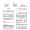 HoneyWEB: Embedded Web-based Control Applications