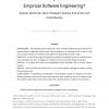 How Reliable Are Systematic Reviews in Empirical Software Engineering?