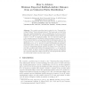 How to Achieve Minimax Expected Kullback-Leibler Distance from an Unknown Finite Distribution