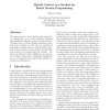 Hybrid Control as a Method for Robot Motion Programming