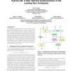 Hybrid LZA: a near optimal implementation of the leading zero anticipator