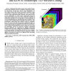Hyperspectral Image Compression: Adapting SPIHT and EZW to Anisotropic 3-D Wavelet Coding