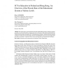 ICT in Education in Finland and Hong Kong. An Overview of the Present State of the Educational System at Various Levels