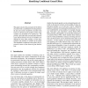 Identifying Conditional Causal Effects