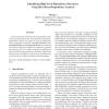 Identifying high-level dependence structures using slice-based dependence analysis