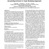 Identifying new categories in community question answering archives: a topic modeling approach