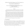 Identity-Committable Signatures and Their Extension to Group-Oriented Ring Signatures