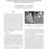 Image decomposition into structure and texture subcomponents with multifrequency modulation constraints