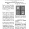 Image restoration in sets of noisy electron micrographs