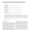 Image steganalysis with binary similarity measures