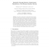 Immunity Through Swarms: Agent-Based Simulations of the Human Immune System
