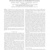Impact of Configurability and Extensibility on IPSec Protocol Execution on Embedded Processors