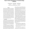 Impact of Gate-Length Biasing on Threshold-Voltage Selection